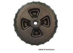 "24"" Dock Tire"