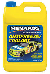 Menards Antifreeze + Coolant (1 Gallon)