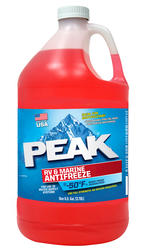 PEAK® RV and Marine Antifreeze