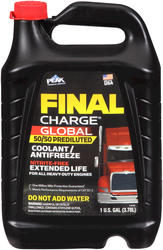 Final Charge® Global 50/50 Antifreeze/Coolant (1 Gallon)