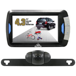 "PEAK® 4.3"" Wireless Backup Camera System"