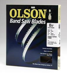 "93-1/2"" x 1/8"" x.025"" 14T Bandsaw Blade"