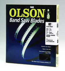 "82"" x 1/2"" x .025"" 3T Bandsaw Blade"