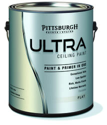 Pittsburgh Ultra White Interior Latex Ceiling Paint - 1 gal.
