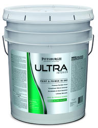 Pittsburgh Ultra Pastel Interior Latex Paint - 5 gal.