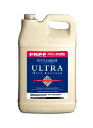 Pittsburgh Ultra Deck Cleaner - 2.5 gal.