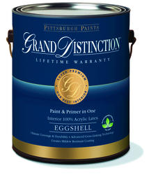 Pittsburgh Grand Distinction Pastel Interior Latex Paint - 1 gal.