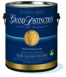 Pittsburgh Grand Distinction Neutral Interior Latex Paint - 1 gal.