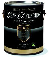 Pittsburgh Grand Distinction Pastel Exterior Latex Paint - 1 gal.