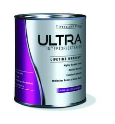 Pittsburgh Ultra White Interior Latex Paint - 1 qt