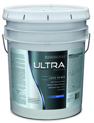 Pittsburgh Ultra White Exterior Latex Paint - 5 gal.