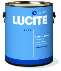 Lucite Pastel Interior Acrylic Latex Paint - 1 gal.