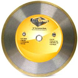 FlorCraft Tile Diamond Blade 10""