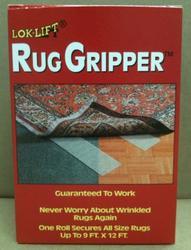 "Lok-Lift Rug Gripper 6"" X 25'"