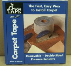 "KangaTAPE Lok-Lift Carpet Tape 3"" X 60'"