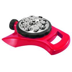 Yardworks® Red 8-Pattern Turret Sprinkler