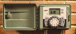 12 Station Outdoor Swing Panel Timer