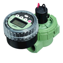 4 Station Isolation Timer with Inline Valve