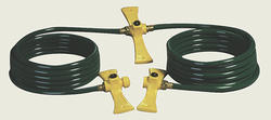 Plastic Hose Connection Port-A-Rain® with Fixed Nozzles
