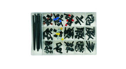 92-Piece Essential Parts Assortment