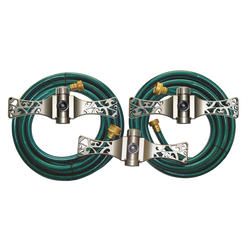Decorative Plastic Hose Connection Port-A-Rain® with Fixed Nozzles