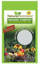 20 lb. Premium Compost Cattle Manure