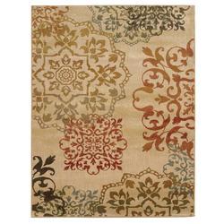 "Oriental Weavers Grayson Ivory 5'3"" x 7'6"""