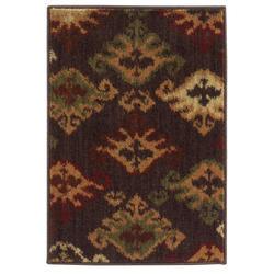 """Oriental Weavers Crosby Brown 1'10"""" x 2'10"""""""