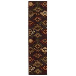 """Oriental Weavers Crosby Brown 1'10"""" x 7'6"""""""