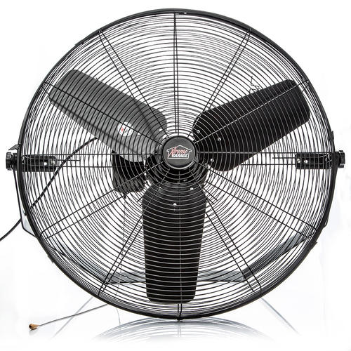 "Xtreme Garage 30"" Wall Or Ceiling Mount Fan"