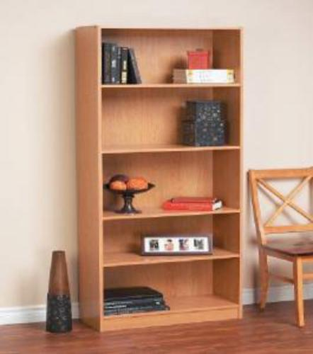 orion 4 shelf bookcase 1