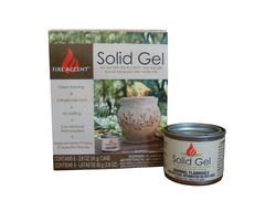 Fire Accent Solid Gel 6-Pack