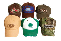Assorted Sportsmen's Hats