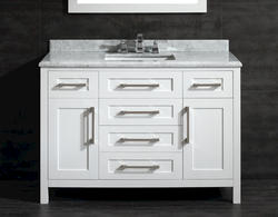 48'' Malibu Vanity Ensemble (No Mirror)