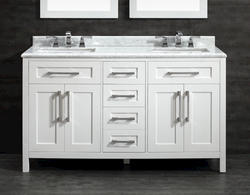60'' Malibu Vanity Ensemble (No Mirror)