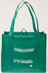 Menards Shopper Bag