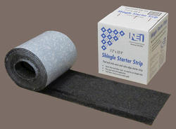 Rolled Shingle Starter Strip - Covers 33 Lin. Ft.