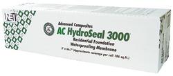 AC HydroSeal 3000® Waterproofing Composite  3' x 66.7'