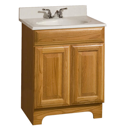 "Pace Carnegie Series 24"" x 21"" Vanity at Menards"