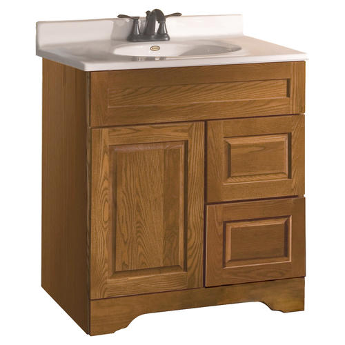 pace princeton series 30 x 21 vanity with drawers on