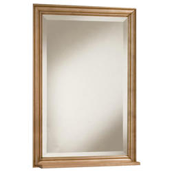 """Pace Plantation Series 24"""" Framed Mirror"""