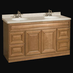"""Pace Plantation Series 60"""" x 18"""" Vanity with Drawers"""