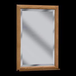 """Pace Carnegie Series 24"""" Corner Framed Mirror"""