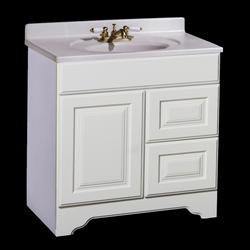 "Pace Charleston Series 30"" x 21"" Vanity with Drawers on Right"