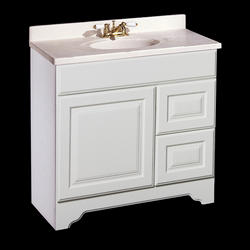 """Pace Charleston Series 36"""" x 18"""" Vanity with Drawer on Right"""