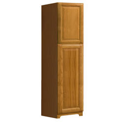 "Pace Carnegie Series 24"" x 84"" x 21"" Linen Cabinet"