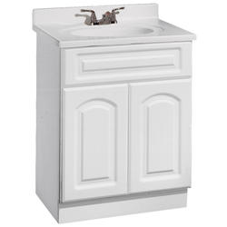 "Pace St. Clair Series 24"" x 18"" 2-Door Vanity"