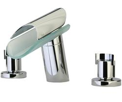 "Morgana 8"" Widespread Bathroom Faucet"