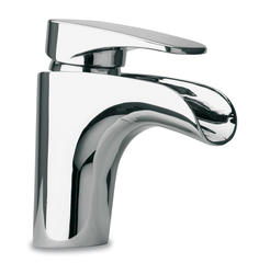 Novello Single Handle Waterfall Bathroom Faucet
