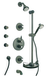 Ornellaia Shower System 8